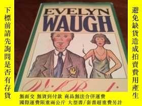 二手書博民逛書店Vile罕見BodiesY284471 Evelyn Waugh