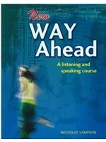 二手書博民逛書店《New Way Ahead:A Listening and s