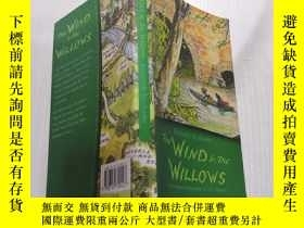 二手書博民逛書店The罕見wind in the willows柳樹上的風Y212829
