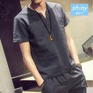 【Y074】shiny藍格子-輕熟時尚....