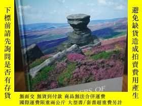 二手書博民逛書店Wonders罕見of the Peak DistrictY12