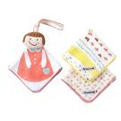 日本 Hoppetta 幸運娃娃手帕組 ...