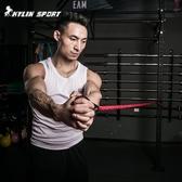 阻力帶拉力繩健身男力量訓練防斷拉力器阻力繩女士健身彈力繩家用彈力帶 維多
