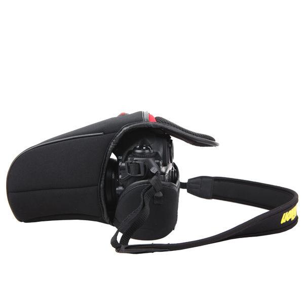 銳瑪單眼相機內膽包賓得鏡頭套 攝影三角軟包尼康D750佳能5D3 77D 3c優購