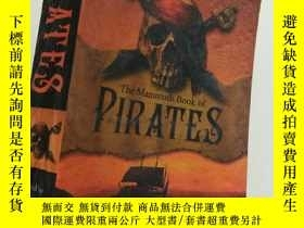 二手書博民逛書店The罕見Mammoth Book of Pirates【大32