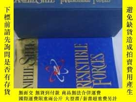 二手書博民逛書店Irresistible罕見ForcesY85718 Danie