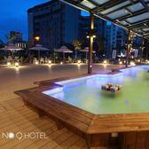 【宜蘭】礁溪9號溫泉旅店2人玩客客房泡湯1.5小時+下午茶+溫泉魚泡腳(活動)