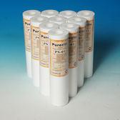 "KEMFLO 1微米10"" PP纖維濾心 微米棉質 NSF認證 10支340元【好喝的水】"