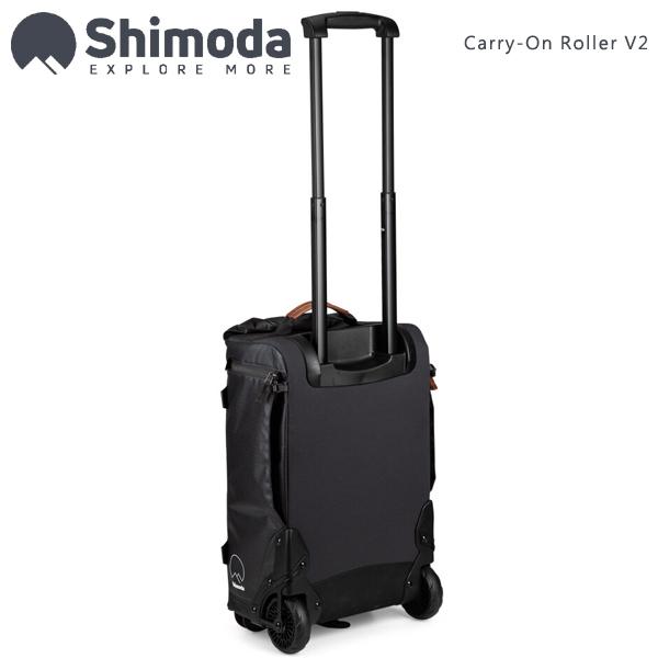 EGE 一番購】Shimoda【Action Carry On Roller V2】行動力拉桿箱(不含內袋系統另購)