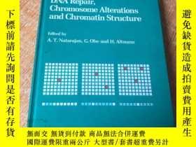 二手書博民逛書店DNA罕見Repair Chromosome Alteratio