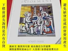 二手書博民逛書店GUEST罕見INFORMANT WELCOME TO HOUS