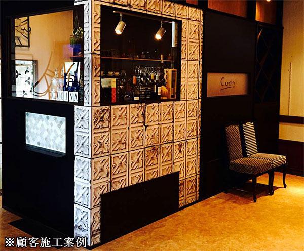 【進口牆紙】Brooklyn Tins by merci【訂貨單位48.7cm×10m/卷】荷蘭 仿真(fake) 磚紋 TIN-04