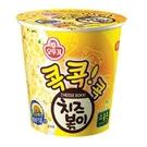 韓國不倒翁起司風味乾拌杯麵 55g【愛買】