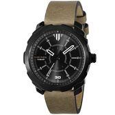DIESEL | DZ1788 強勁黑色陽光腕錶 51mm