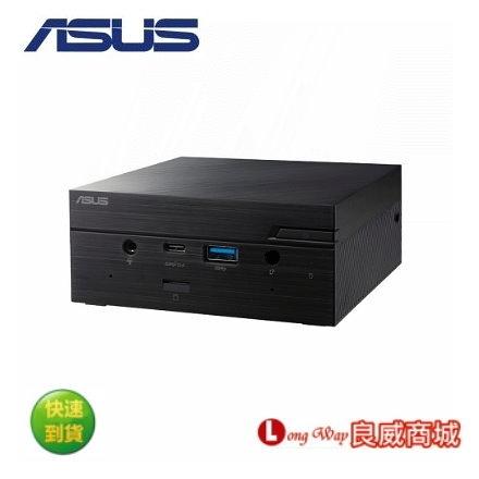 ▲送無線滑鼠▼ ASUS 華碩 MINI PC PN50-43UY2TA 迷你電腦(R3 4300U/4G/256G/WIN10家用)