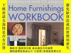 二手書博民逛書店The罕見Home Furnishings Workbook: