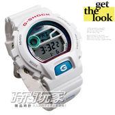 G-SHOCK GLX-6900-7 電子錶/白色 衝浪 潮汐 月相 男錶 運動錶 軍錶 學生錶 GLX-6900-7DR CASIO卡西歐