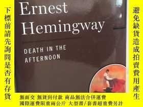 二手書博民逛書店Death罕見in the afternoon by Ernes