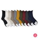 【花想容】ETNA 韓國襪子 素色長襪 ...