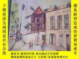 二手書博民逛書店UTRILLO罕見(CHEFS-D OEUVRE DE L ART GRANDS PEINTRES)·Y370