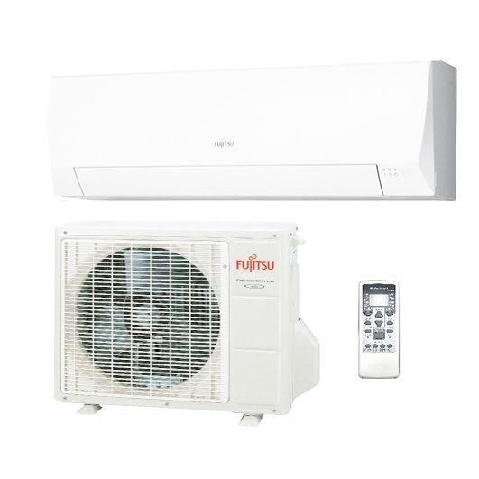 富士通 Fujitsu L系列單冷變頻一對一 分離式冷氣 ASCG-028JLTB / AOCG-028JLTB