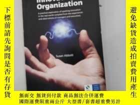 二手書博民逛書店the罕見innovative organization【24開英文原版如圖實物圖】Y4953 susan a