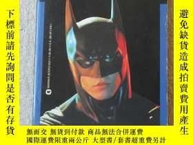 二手書博民逛書店Batman罕見Forever: The Novelizatio