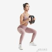 多用途環狀啞鈴壺鈴共健身塑形肌肉全身負重訓練浸塑家用OMG 雙11推薦爆款