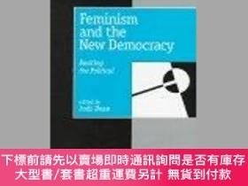 二手書博民逛書店Feminism罕見And The New DemocracyY255174 Dean, Jodi Sage