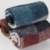 羊毛襪子浪莎秋冬款加厚襪子男短襪兔羊毛女襪中筒襪冬季保暖長襪  潮流衣館