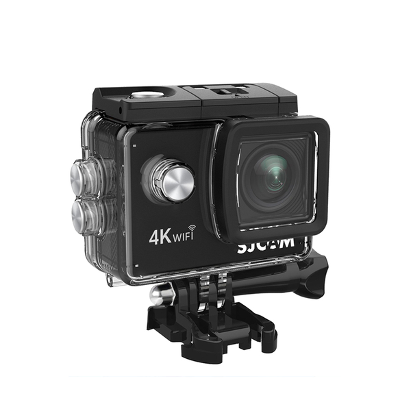 (有優惠加購)SJCAM SJ4000 AIR WIFI 防水型 運動攝影機DV 4K高畫質 黑/銀