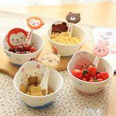 好康618 可愛卡通陶瓷碗日式創意寶寶小碗