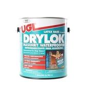 UGL 10年 水性正負水壓防水塗料 白 1G