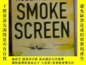 二手書博民逛書店英文原版罕見Smokescreen by Robert Sabb