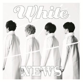 NEWS  White  CD(購潮8)