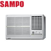 【SAMPO聲寶】4-6坪變頻右吹窗型冷氣AW-PC28D1