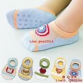 嬰兒地板襪子鞋夏季防滑學步寶寶光腳襪室內薄款【齊心88】