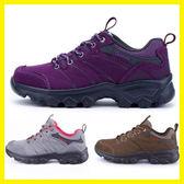 telent天倫天戶外登山鞋防滑抗震舒適透氣輕便休閒低幫男女徒步鞋