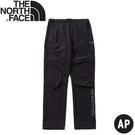 【The North Face 男 彈性防潑長褲《黑》】4NCV/休閒長褲/運動長褲/健行褲/登山/健行