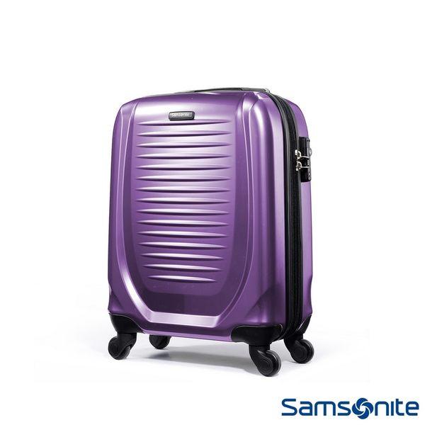 Samsonite新秀麗 20吋Gary立體流線可擴充硬殼TSA登機箱(夢幻紫)
