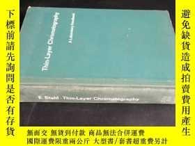 二手書博民逛書店Thin-Layer罕見ChromatographyY5919