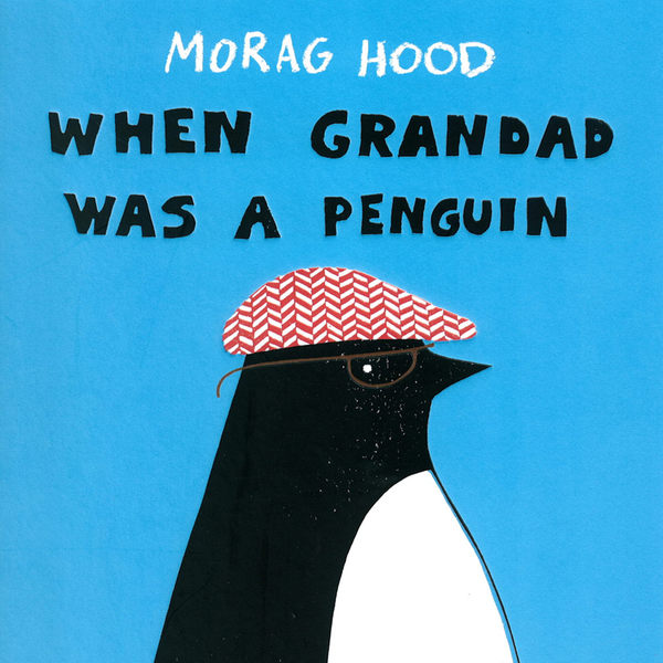 When Grandad Was A Penguin 爺爺是企鵝 精裝繪本