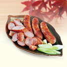 【台北魚市】虱目魚香腸(500g/盒)