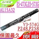 ACER AL15A32 電池(原廠)-宏碁 E5-473G , E5-473G-35,E5-473G , E5-473G , E5-573G,E5-772,E5-772G,E5-532G,E5-773G