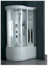 【麗室衛浴】淋浴蒸氣房 S-118  1200*800*2150mm