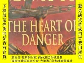 二手書博民逛書店危險之心罕見the heart of danger(英文原版玄幻