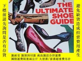 二手書博民逛書店時尚鞋的終極指南罕見VOGUE The Ultimate Shoe Guide (VOGUE 副刊 鞋樣)Y3
