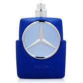 Mercedes Benz 賓士 Blue 紳藍爵士男性淡香水100ml TESTER [QEM-girl]