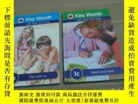 二手書博民逛書店Key罕見Words with peter and Jane : Play with us Read and wr