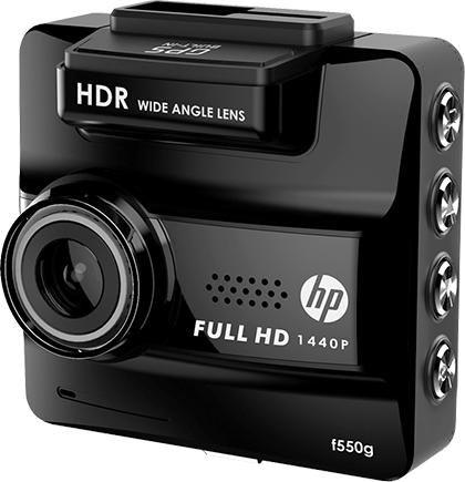 HP惠普 F550G [送32G] GPS 156度超大廣角 1440P高畫質行車記錄器